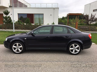 Audi A4 B6 1 8 T 110kW - auto24 ee