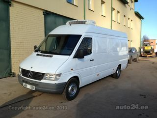 Mercedes-Benz Sprinter 312D Thermo king V-200 MAX 2 9 D 90kW - auto24 lv