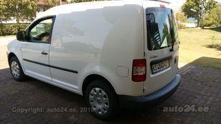 Volkswagen Caddy LPG 1.6 LPG 75kW