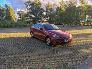 Lexus IS 250 2.5 153kW