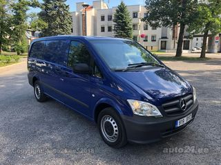 Mercedes-Benz Vito Facelift Thermo 2.2 100kW