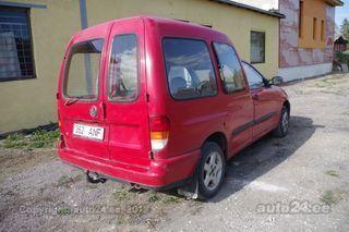 Volkswagen Caddy Kombi 1.4 R4 44kW