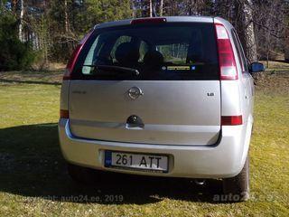Opel Meriva 1.6 74kW
