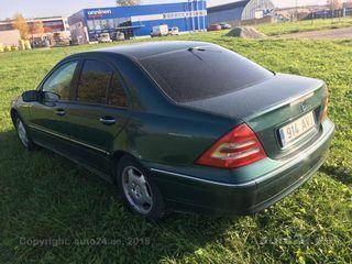 Mercedes-Benz C 200 2.0 120kW