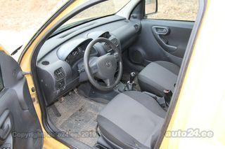 Opel Combo 1.4 66kW