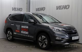 Honda CR-V Executive Navi 4WD 1.6 118kW