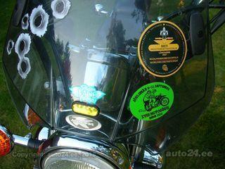 Yamaha XV 125 Virago V2 8kW