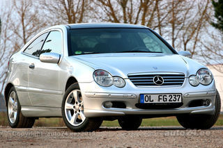 Mercedes-Benz C 220 CDI SportCoupe 2.2 CDI 127kW