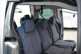 Citroen Berlingo Multispace 1.6 80kW