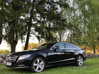 Mercedes-Benz CLS 350 4MATICBlueEFFICIENCY 3.0 V6 195kW