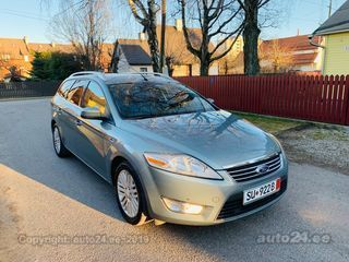Ford Mondeo Ghia Edition 2.0 103kW