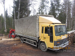 Volvo FL6 FL608 5.5 108kW