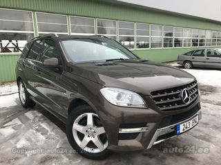 Mercedes Benz Ml 350 Amg 3 0 V6 190kw Auto24 Ee