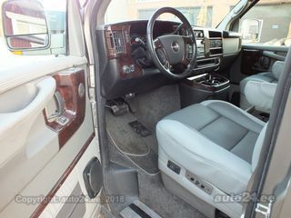 GMC Savana Explorer Limited SE 5.3 V8 231kW