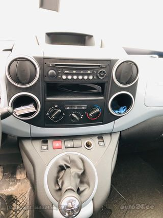Citroen Berlingo N1 1.6 TURBO 68kW