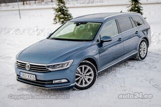 Volkswagen Passat Highline 4Motion 2.0 176kW