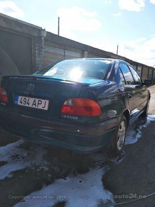 Toyota Avensis 2.0 94kW