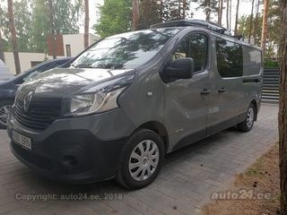 Renault Trafic 1.6 85kW