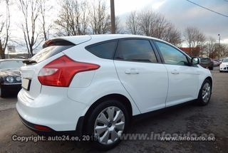 Ford Focus 1.6 TDCi 70kW