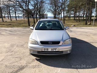 Opel Astra Astra-G-CC/T98/TG 1.4 R4 66kW