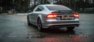 Audi A7 S-Line ABT Power 3.0 TDI 221kW