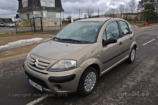 Citroen C3 Facelift 1.1 44kW