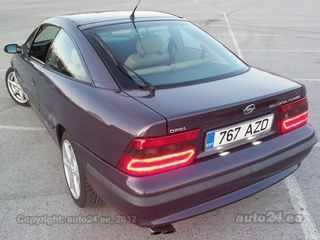 Opel Calibra Turbo 4x4 2.0 16V 150kW