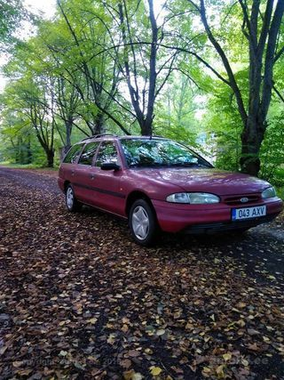 Ford Mondeo 1.8 85kW