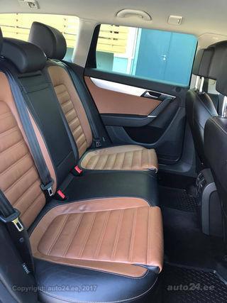 Volkswagen Passat B7 3.6 VR6 220kW