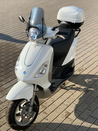 Piaggio Fly 50 4T 4T 2kW