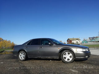 Cadillac Seville Sts 4 6 V8 224kw Auto24 Ee