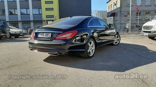 Mercedes-Benz CLS 350 4MATIC AMG Styling 3.0 CDI 195kW