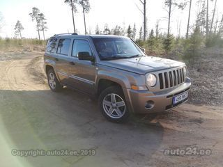 Jeep Patriot Limited 2.0 103kW