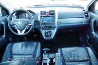 Honda CR-V Executive 2.2 103kW
