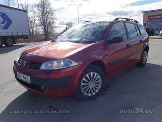 Renault Megane 1.6 16V 83kW