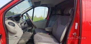 Opel Vivaro LONG 2.5 TD 107kW