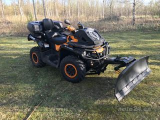 Can-Am Outlander MAX 1000 XT-P T3 66kW