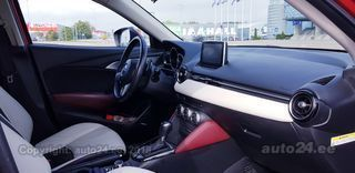 Mazda CX-3 Skyactive-G LUXURY PLUS 2.0 ED2 88kW