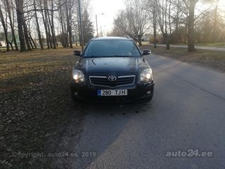 Toyota Avensis Facelift 2.0 93kW