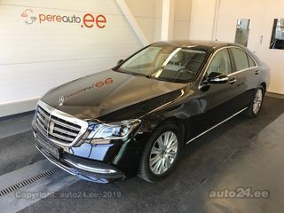 Mercedes-Benz S 350 210kW