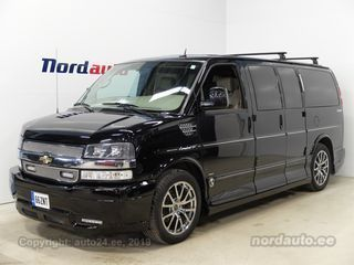Chevrolet Express AWD 5.3 231kW