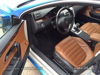 Volkswagen Passat CC 3.6 V6 220kW