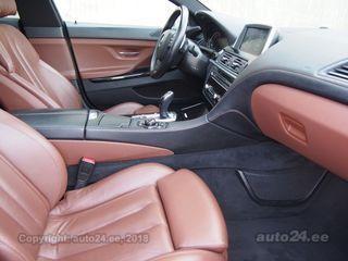 BMW 640 Gran Coupe M-Paket Shadowline 3.0 230kW