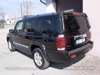 Jeep Commander Limited 4X4 Sport 3.0 CRD 160kW