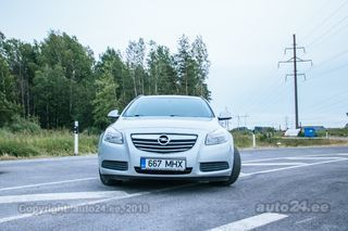 Opel Insignia SPORTS TOURER 2 0 81kW - auto24 ee