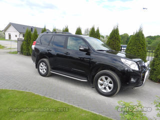 Toyota Land Cruiser Toyota Land Cruiser Executive 60th an 3.0 140kW