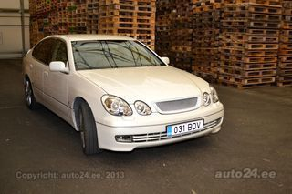 Lexus GS 300 vertex/aristo 3.0 turbo 445kW
