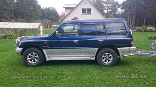 Mitsubishi Pajero Superselect 2.8 92kW