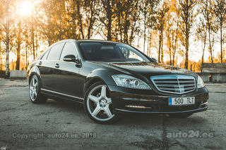 Mercedes-Benz S 320 Facelift Executive 3.0 V6 173kW