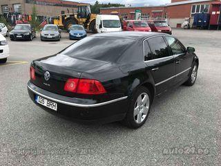 Volkswagen Phaeton 3.0 V6 165kW